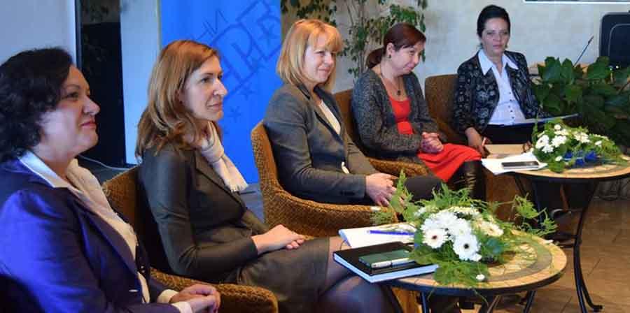 новини Перник, 100 жени в управлението, Йорданка Фандъкова Перник