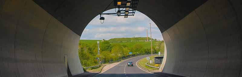 Перник, новини Перник, тунел Перник, опасен тунел, опасни люлин, автомагистрала Люлин, тунел автомагистрала, опасен тунел автомагистрала, пътно съоръжение