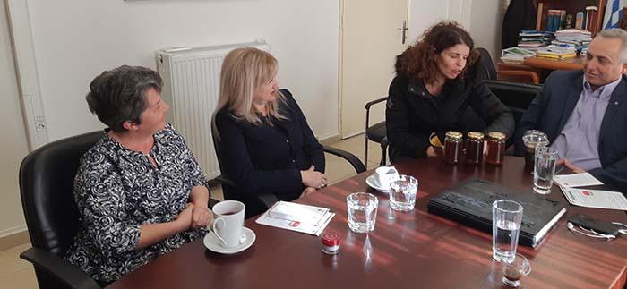 новини Радомир, град Ставрос, посещение Ставрос, радомирска делегация