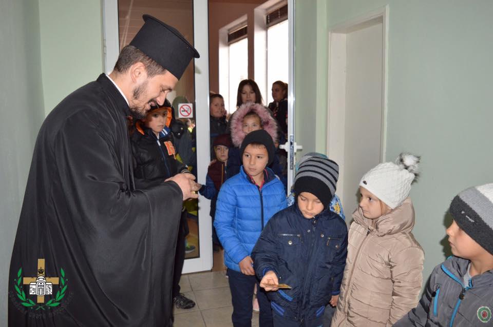 новини Радомир, деца Радомир, патриарх Български Неофит, Рождество Христово, Рождество Христово Радомир